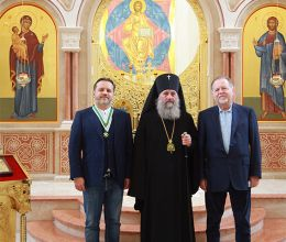 Главный акционер АВТОТОР удостоен Ордена Преподобного Серафима Саровского.