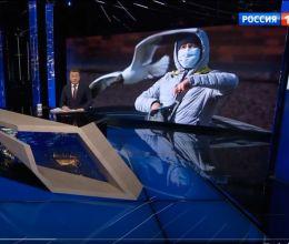 АВТОТОР возобновил производство. 13.04.20 Вести. Россия 1.
