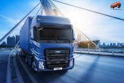 На АВТОТОР планируется выпуск новой модели тягача Ford, признанного лучшим грузовиком года