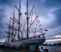 АВТОТОР поддержал выставку Музея Мирового океана,  посвященную барку «Седов»