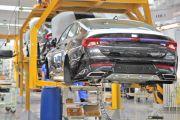 АВТОТОР приступил к производству  нового седана бизнес-класса KIA K5