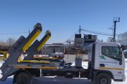 Завод АВТОТОР освоил производство новой модели бункеровоза