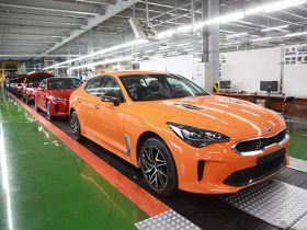Завод АВТОТОР освоил производство обновленного Kia Stinger