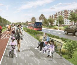 АВТОТОР профинансировал подготовку проектной документации строительства дорог в Калининграде