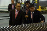 Посол Республики Корея остался под впечатлением от завода АВТОТОР