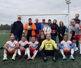 Команда АВТОТОР представила Калининградскую область на Всероссийской спартакиаде среди трудящихся