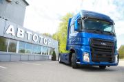 АВТОТОР приступил к производству  грузовика года – Ford Trucks F-MAX