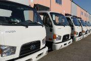 АВТОТОР расширяет экспорт грузовиков Hyundai в Белоруссию