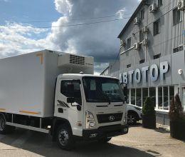 На АВТОТОР освоено производство рефрижераторов с повышенной изотермичностью