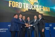 Выпускаемый на АВТОТОР Ford F-MAX стал «Грузовиком года» в России