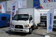 Hyundai HD78 получит газомоторную модификацию