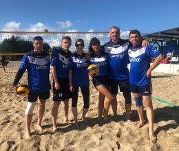 АВТОТОР оказал поддержку благотворительному турниру по пляжному волейболу «Благоволейбол»