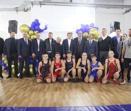 На «АВТОТОР-Арене» открылась Школа чемпионов Мусы Евлоева